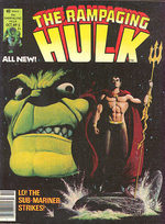 The Rampaging Hulk 5