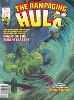 The Rampaging Hulk 7