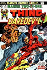 Marvel Two-In-One # 3