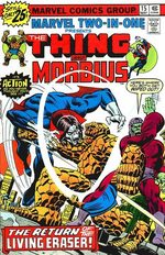 Marvel Two-In-One # 15