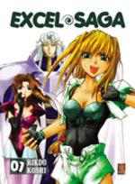 Excel Saga 1 Manga