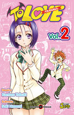 To Love Trouble 2 Manga