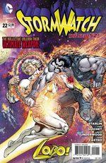 Stormwatch # 22