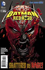Batman & Robin # 20