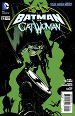 Batman & Robin # 22