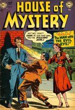 La Maison du Mystère # 4