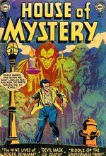 La Maison du Mystère # 7