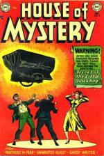 La Maison du Mystère # 9