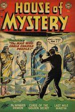 La Maison du Mystère # 15