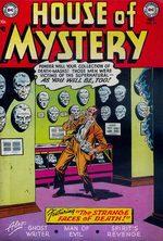 La Maison du Mystère # 19