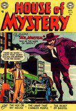 La Maison du Mystère # 20