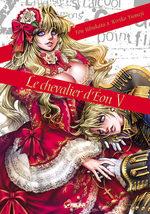 Le Chevalier d'Eon 5 Manga