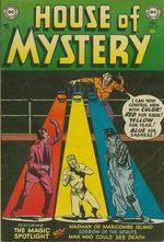 La Maison du Mystère # 21
