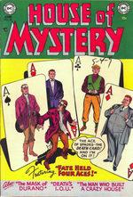 La Maison du Mystère # 27