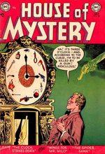 La Maison du Mystère # 28