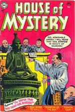 La Maison du Mystère # 30