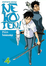 Nekoten T.4 Manga