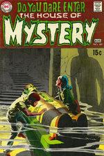 La Maison du Mystère 181