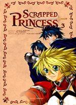 Scrapped princess 3 Manga