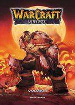 Warcraft Legends 1 Global manga