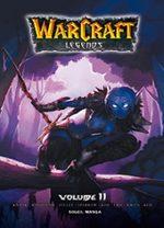 Warcraft Legends 2 Global manga