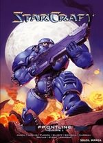 Starcraft Frontline 1 Global manga