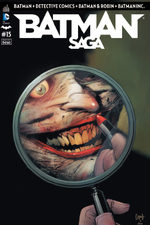 Batman Saga # 15
