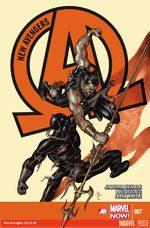 New Avengers # 7