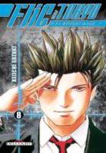 Flic à Tokyo 8 Manga