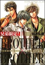 Brother x Brother 3 Manga