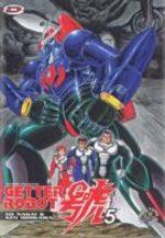 Getter Robot Go 5