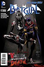 Batgirl # 20