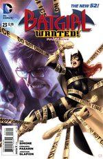 Batgirl # 23