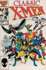 Classic X-Men # 1