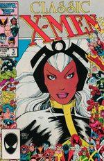 Classic X-Men # 3