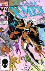 Classic X-Men # 4