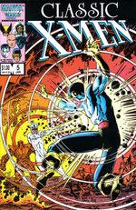 Classic X-Men # 5
