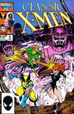 Classic X-Men # 6