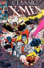 Classic X-Men # 7