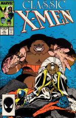 Classic X-Men # 10