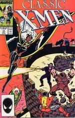 Classic X-Men # 11