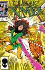 Classic X-Men # 13