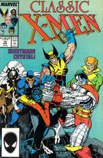 Classic X-Men # 15