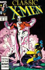 Classic X-Men # 16