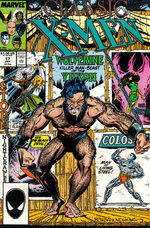 Classic X-Men # 17