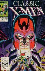 Classic X-Men # 18