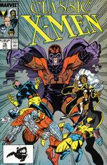 Classic X-Men # 19