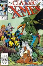 Classic X-Men # 20
