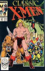 Classic X-Men # 21