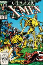 Classic X-Men # 24